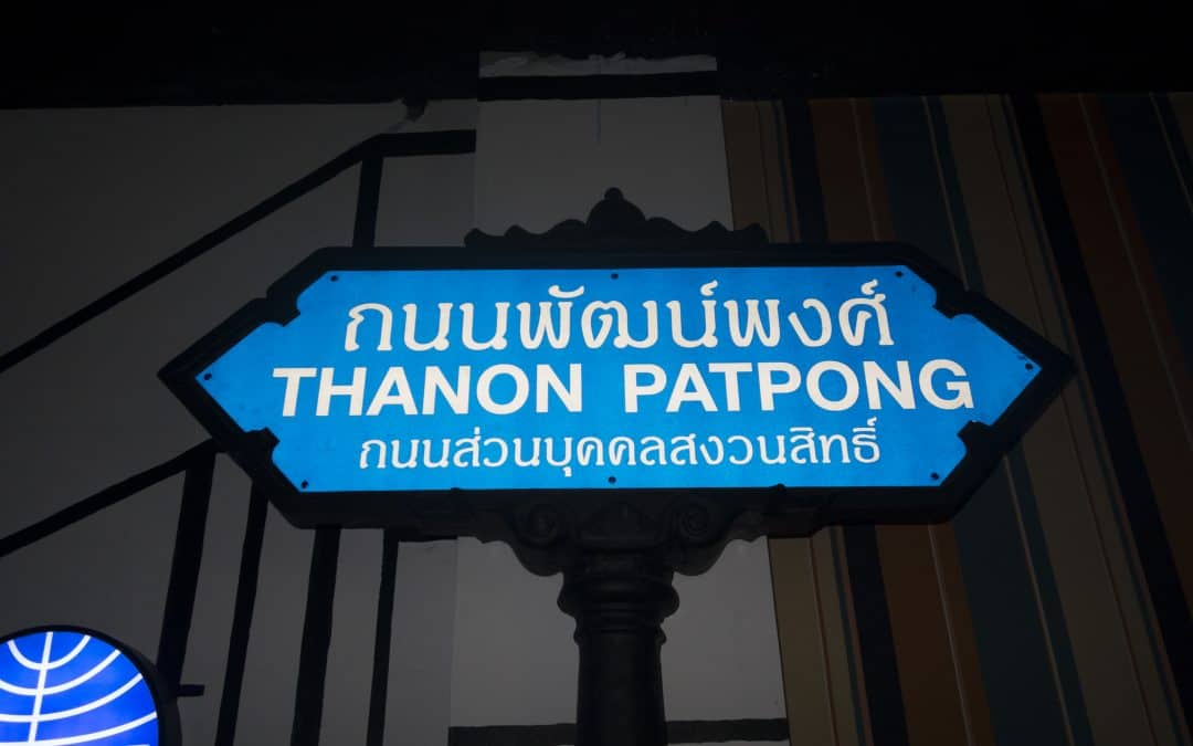Patpong things to do