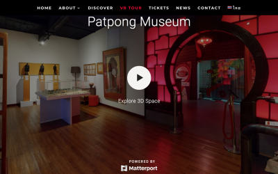 The Patpong Museum is coming to You !