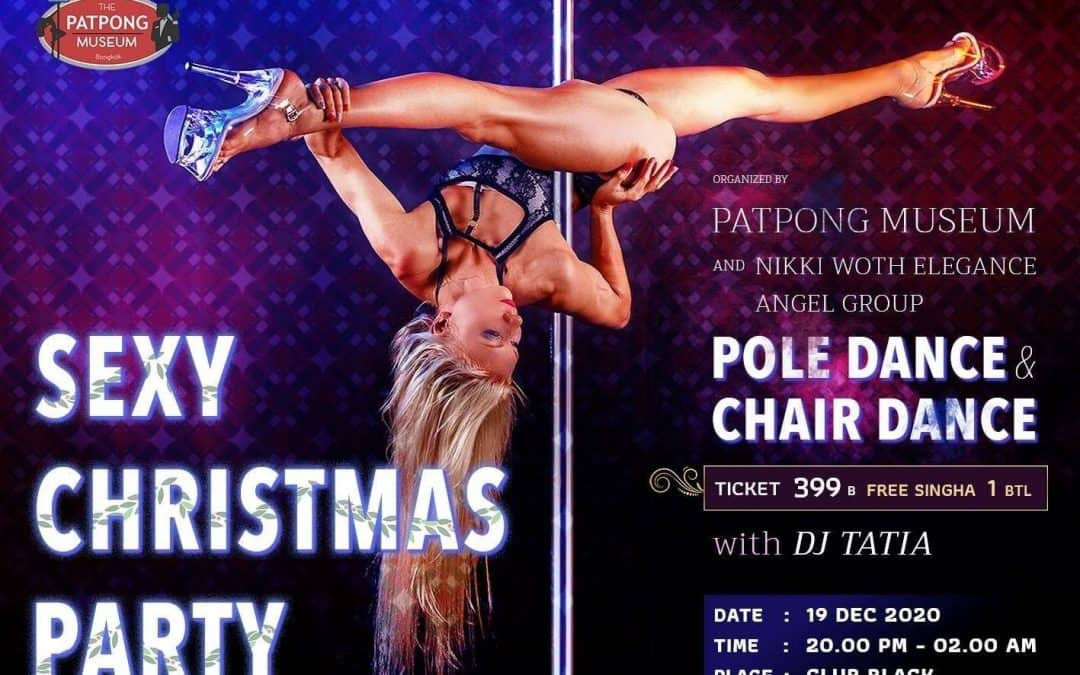 Sexy Christmas Party